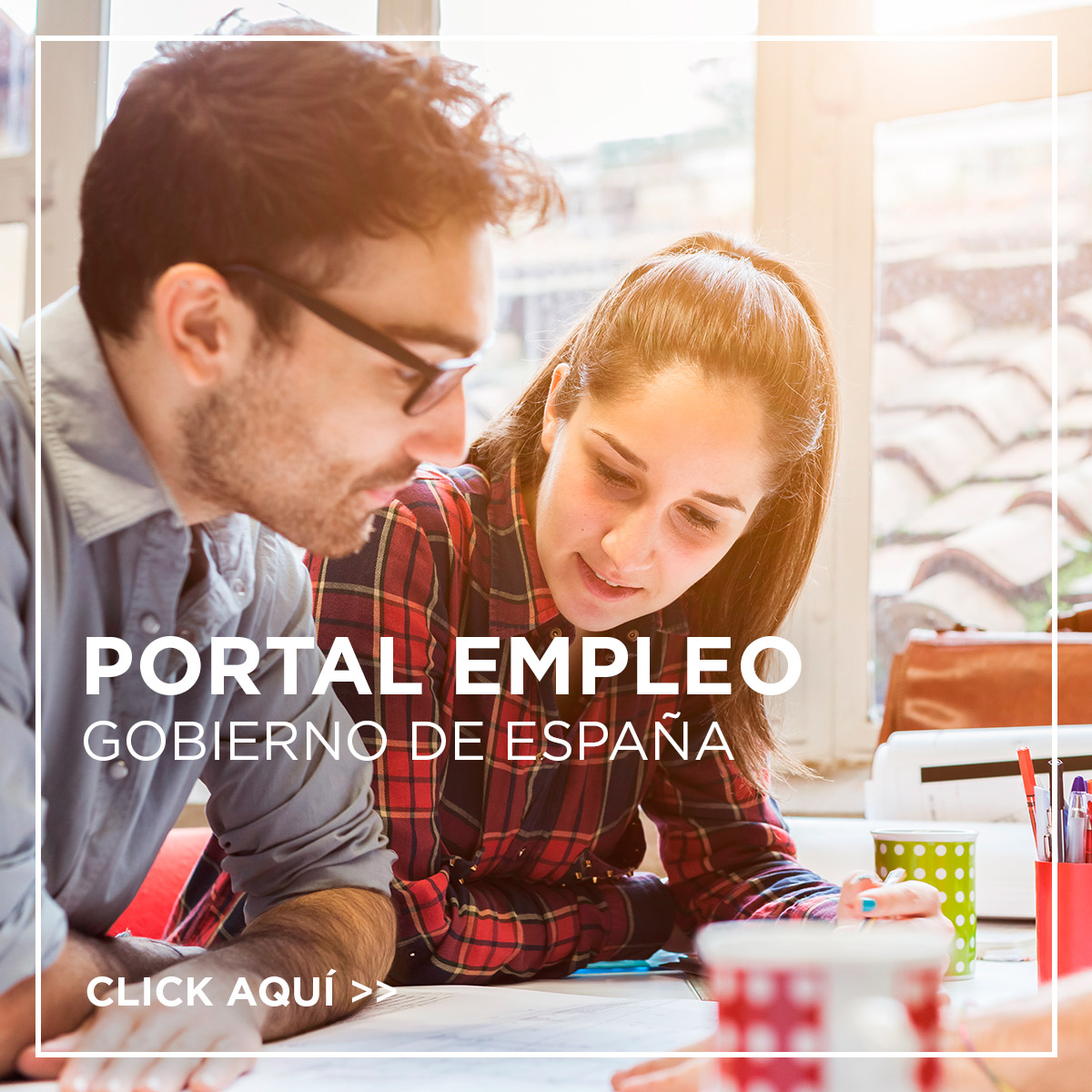 Portal Empleo Gobierno de España