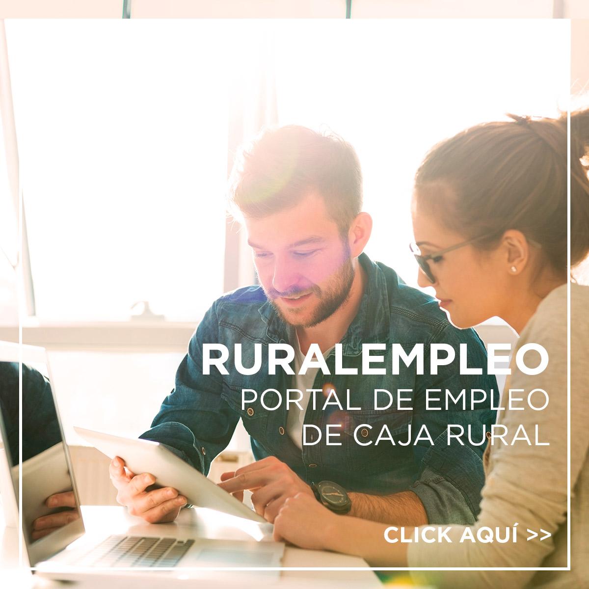 Ruralempleo - Portal de empleo de Caja Rural